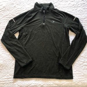 NEVER WORN Old Navy dark green active top
